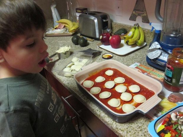 Pretend Lasagna (4)