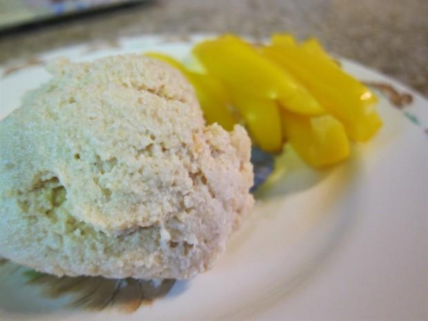 Red Lentil Hummus (2)