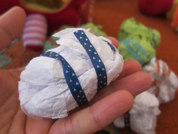 Tissue Paper Eggs (6)
