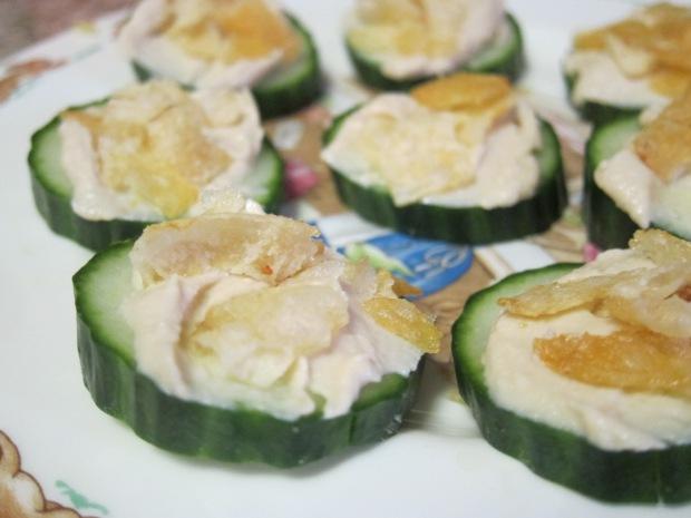 Crunchy Cucumber (1)