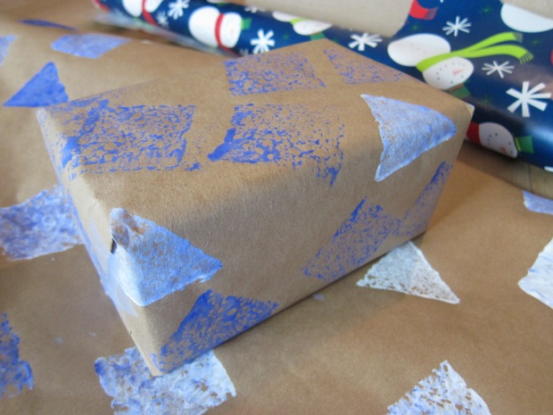 Sponge Wrapping Paper (10)