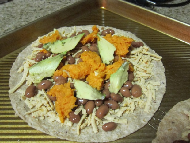 Sweet Potato Quesadilla (1)
