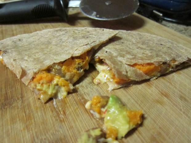 Sweet Potato Quesadilla (2)