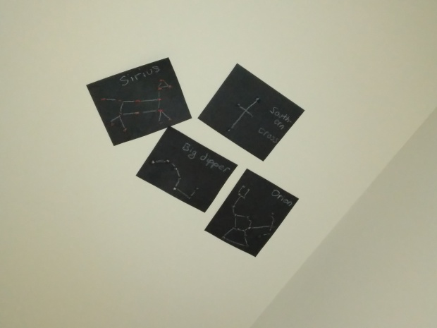 Constellation Cards (9)