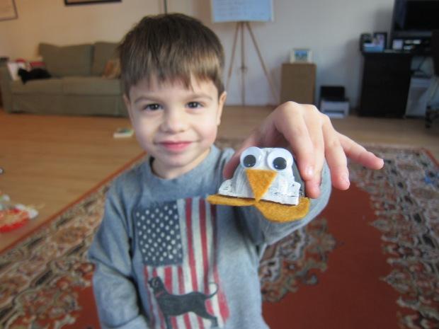 Egg Penguin 8)