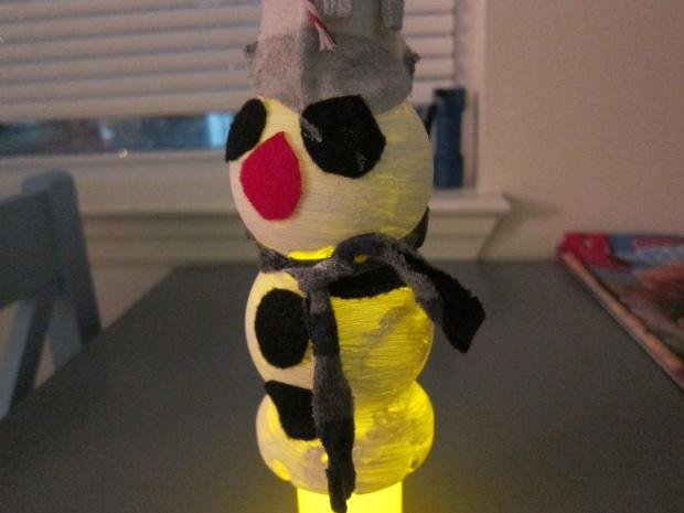 Glowing Snowman (10)