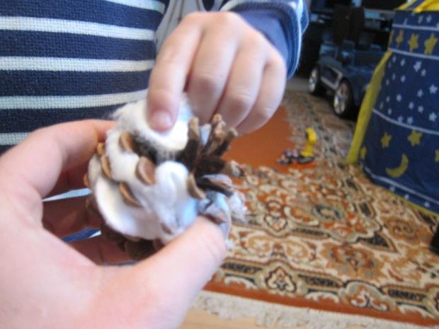 Pinecone Owl (4)