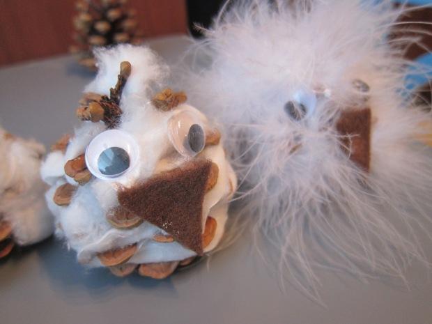 Pinecone Owl (6)