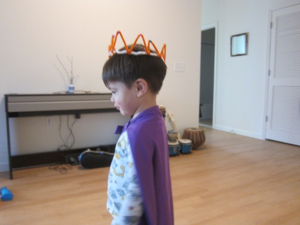 Pipe Cleaner Crown (6)