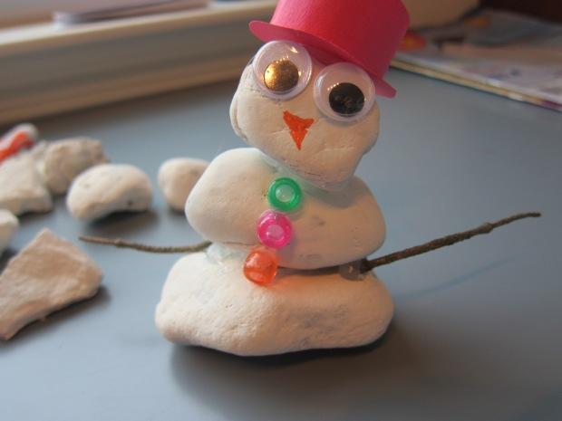 Rock Snowman (6)
