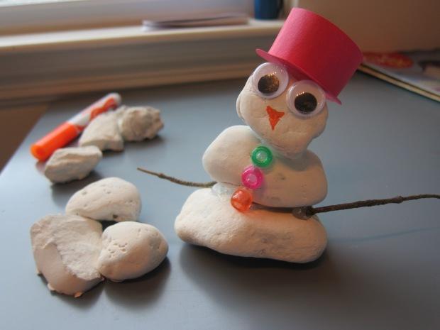 Rock Snowman (7)