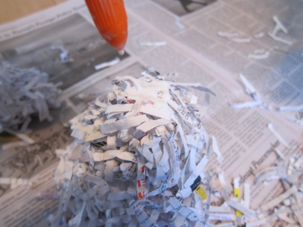 Shredded Snowman (4)