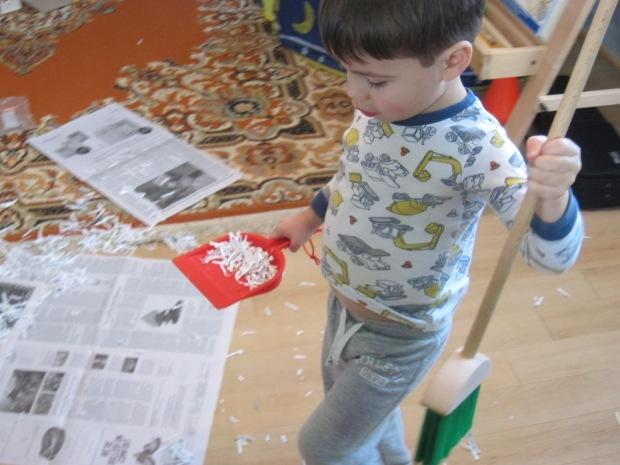 Shredded Snowman (5)
