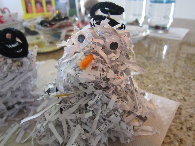 Shredded Snowman (6)