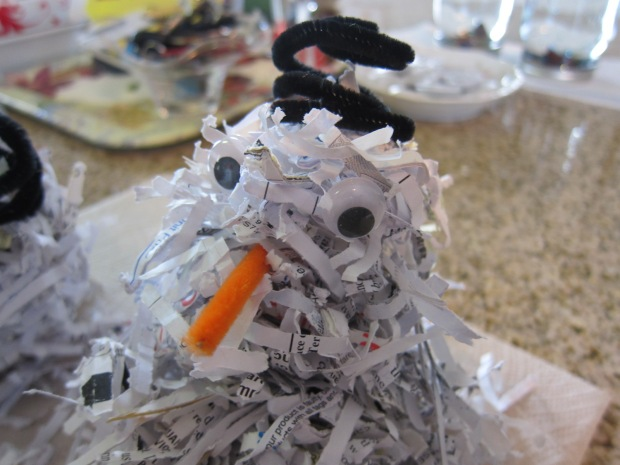 Shredded Snowman (7)