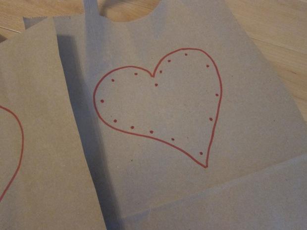 Paper Bag Valentine (1)