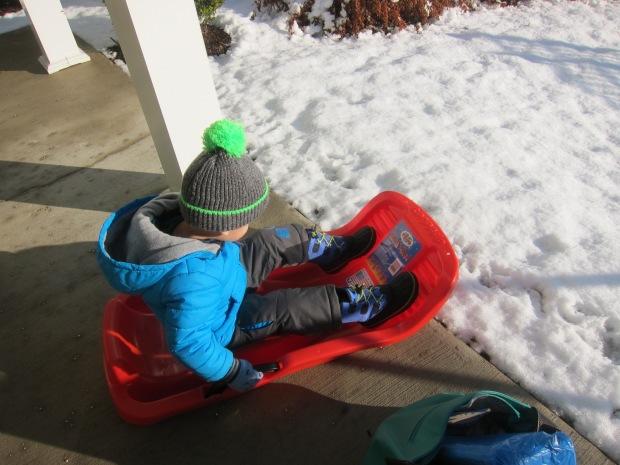 Snow Play (1)