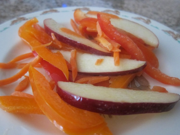 Red Orange Salad