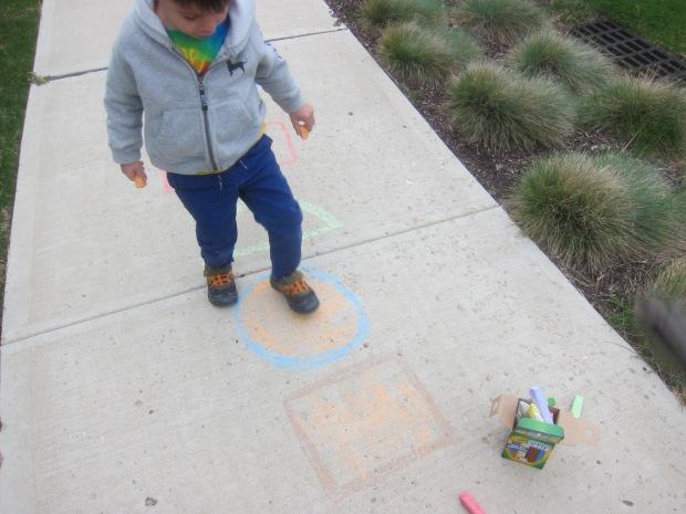 Chalk Bullseye (5)