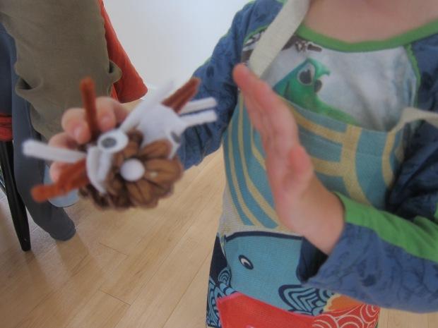 Pinecone Hedgehog (5)