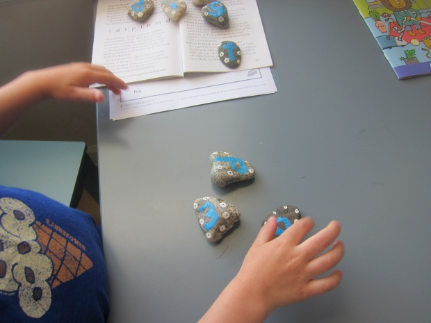 Alphabet Rocks (4)