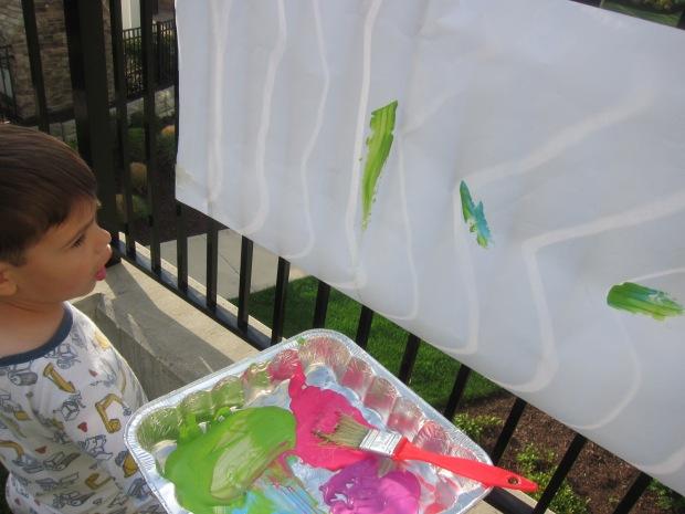 Paint Fence (6)