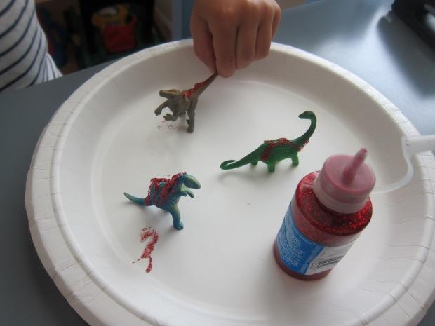 Dino Ornament (2)