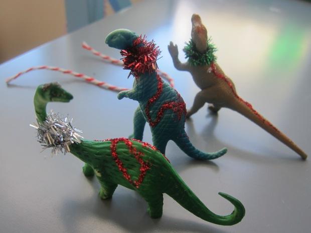 Dino Ornament (5)