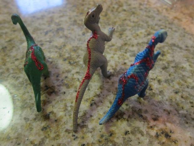 Dino Ornament (6)