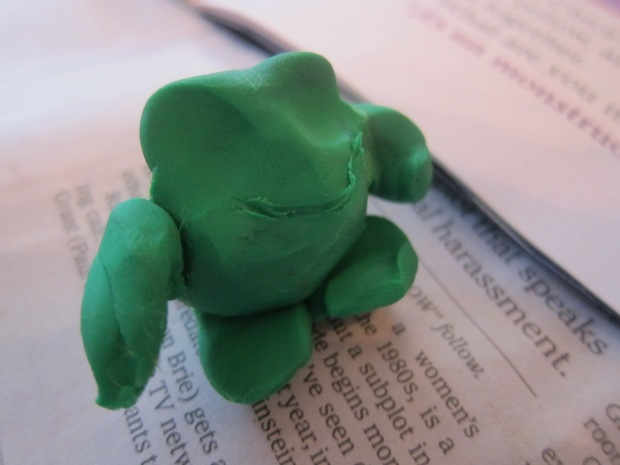 Clay Animals (5)