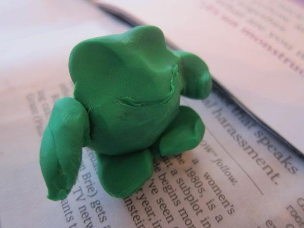 Clay Animals (5)