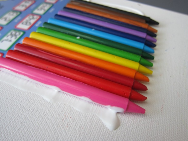 Melted Crayon (1)