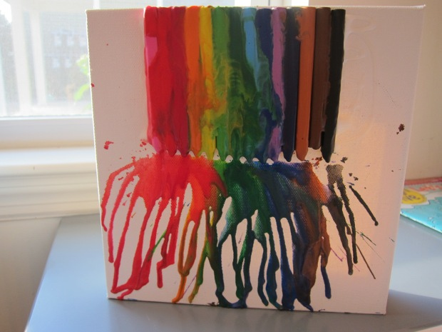 Melted Crayon (4)
