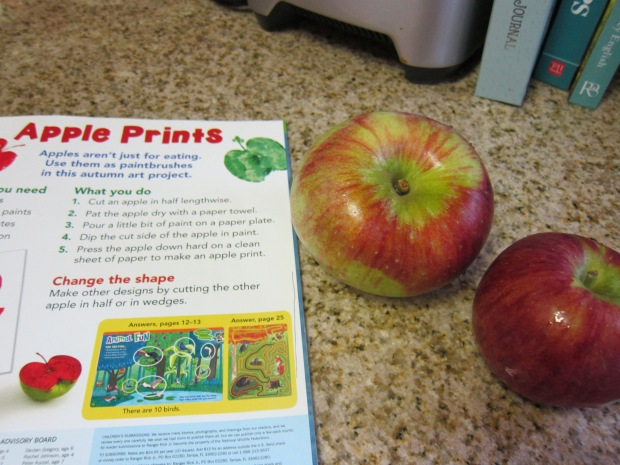 Apple Prints (1)
