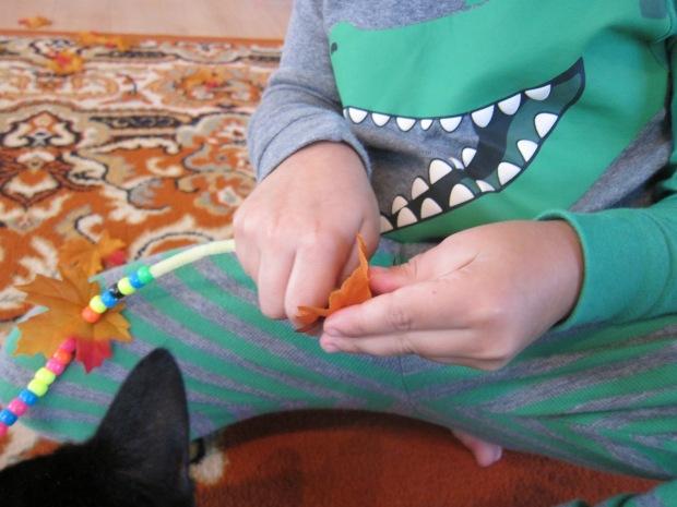 Autumn Necklace (2)