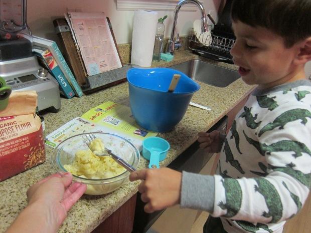 Banana Muffins (2)