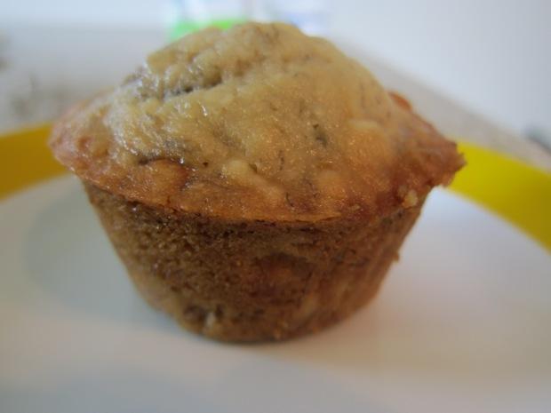 Banana Muffins alt