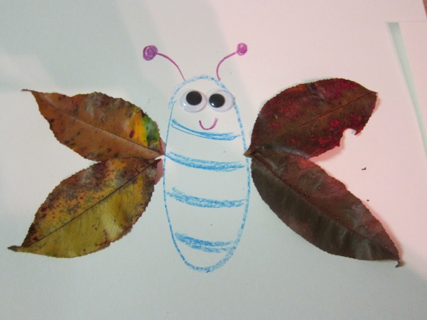 Leaf Drawings (4)