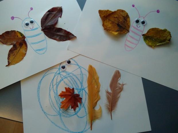 Leaf Drawings (7)