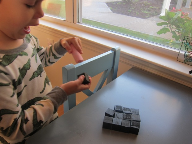 Chalkboard Puzzle (3)