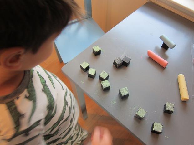 Chalkboard Puzzle (9)