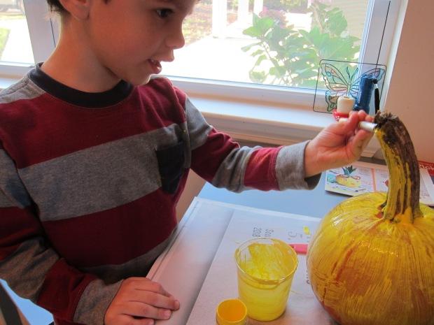 Pineapple Pumpkin (1)