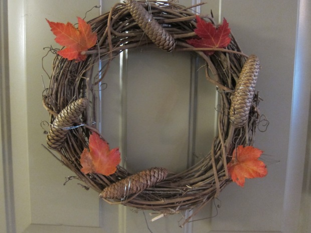 Pinecone Wreath (5)