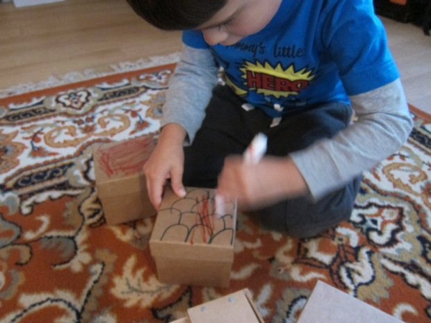 Box Houses (2)