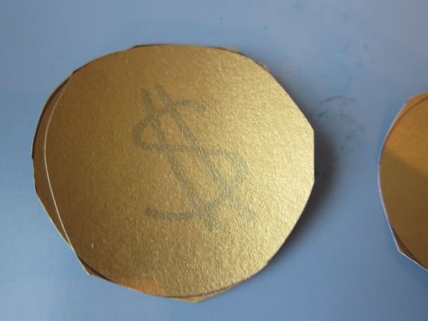 Embossed Coins (3)