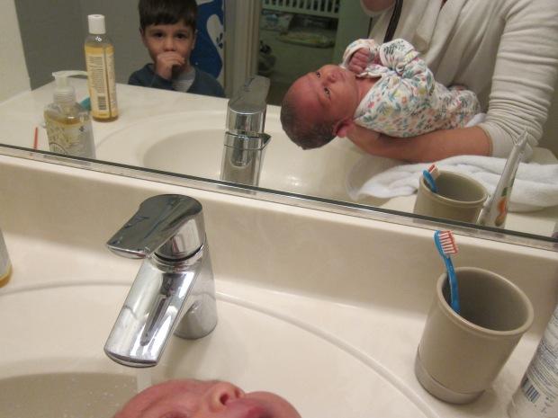 Newborn Bath (2)