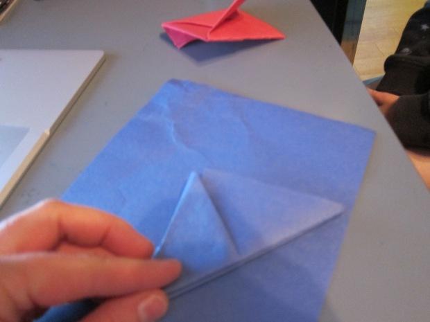 Origami Boat (6)
