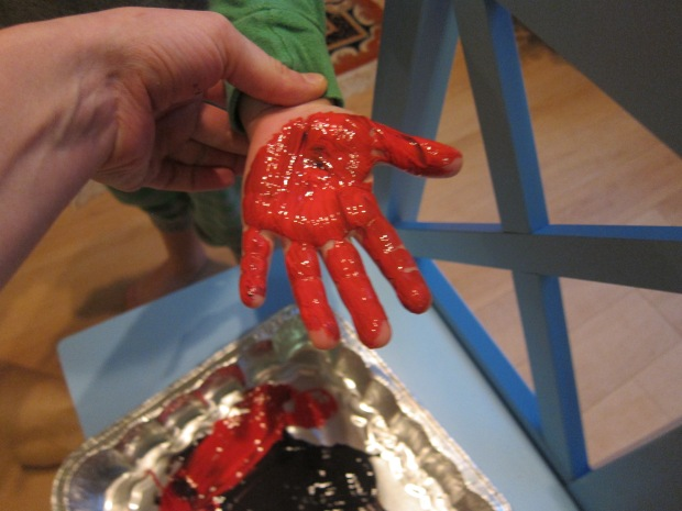 Handprint Wrapping (3)