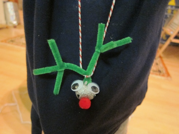 Reindeer Necklace (5)