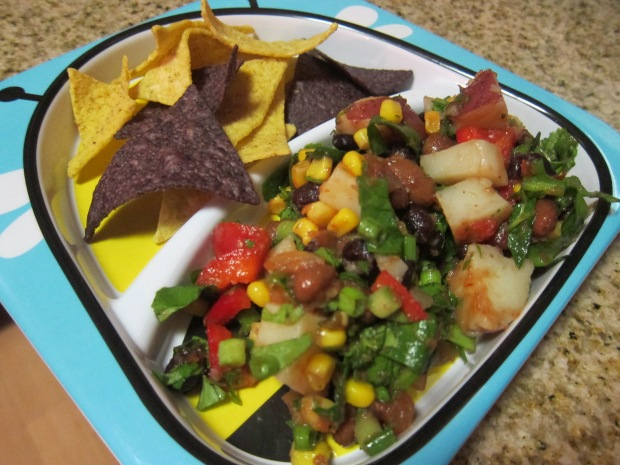 Bright Bean Salad (7)
